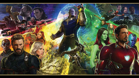 Image for To Infinity War & Beyond with Tigh Walker