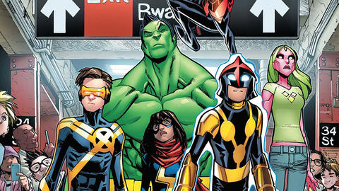 Image for Coming to Marvel Unlimited in April 2017