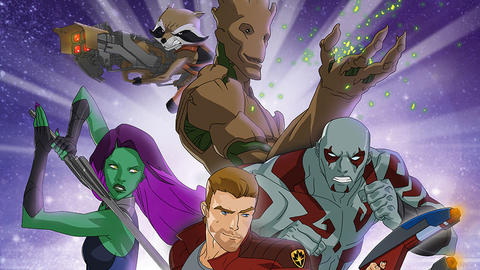 Image for The Guardians Face Off Against Peter's Dad in New Animated Clip