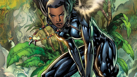 Image for Flashback Friday: Shuri