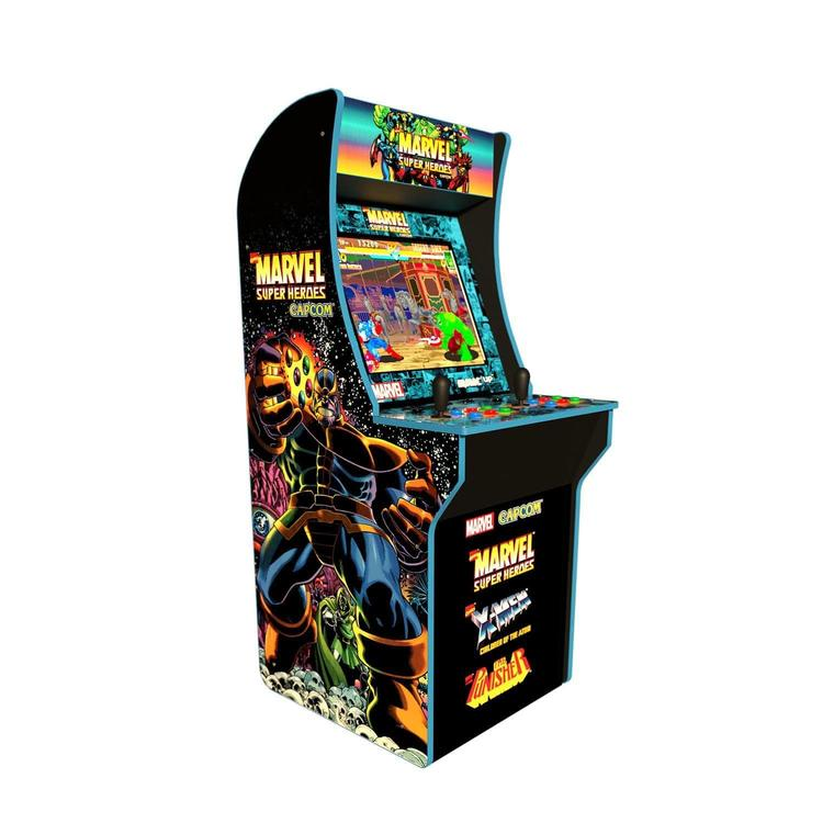 Marvel Super Heroes Home Arcade Cabinet