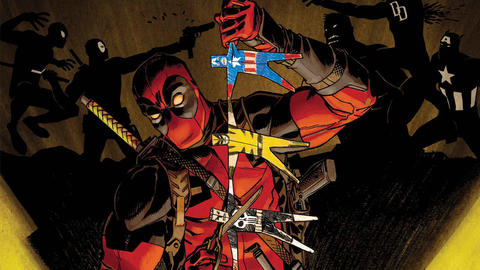 Image for Deadpool Kills the Marvel Universe Again: Hit List