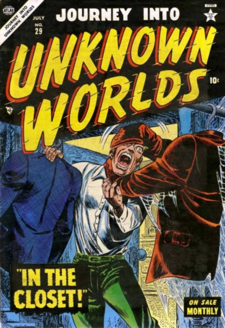 JOURNEY INTO UNKNOWN WORLDS #29