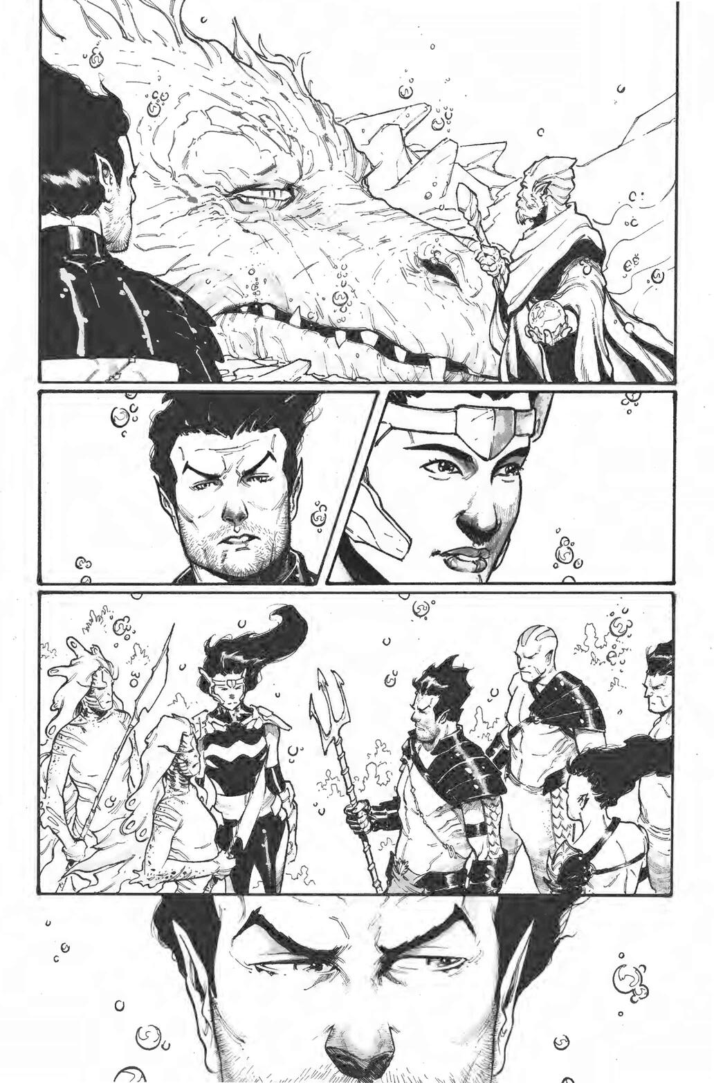 ATLANTIS ATTACKS (2020) #5