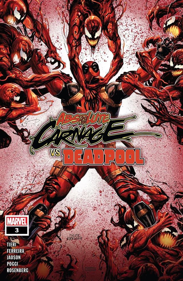 Absolute Carnage vs Deadpool #3