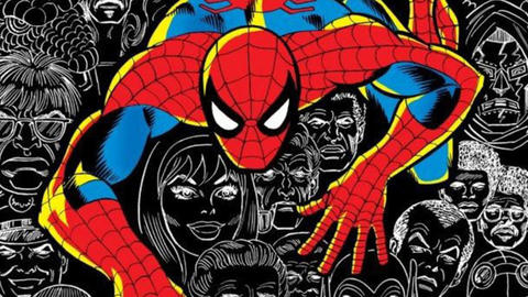 Image for The History of Spider-Man: 1971