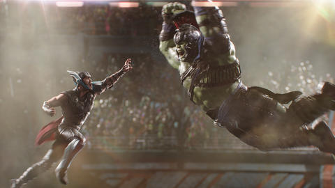 Image for VFX Supervisor Jake Morrison Tells the Special Effects Secrets Behind 'Thor: Ragnarok'