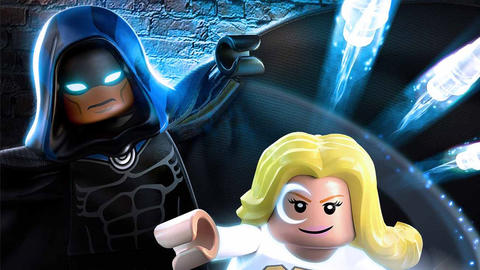 Image for Pick Up the LEGO Marvel Super Heroes 2 'Cloak & Dagger' DLC Pack Now