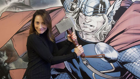 Image for Bree Turner Joins The Marvel Podcast