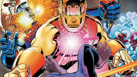 Image for X-Men Blue: Sentinels Strike