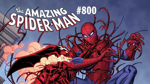 Image for Celebrate Amazing Spider-Man #800 with Ten Variant Covers
