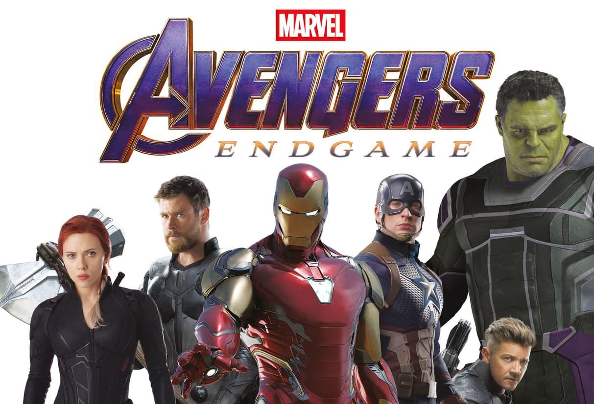 Avengers: Endgame hardcover