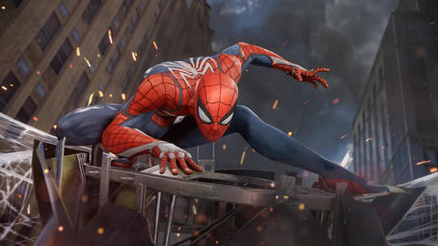 Image for This Week in Marvel Games: Marvel's Spider-Man, Jubilee, and More