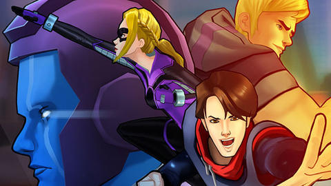 Image for Kang Lures the Young Avengers to 'Marvel Avengers Academy'