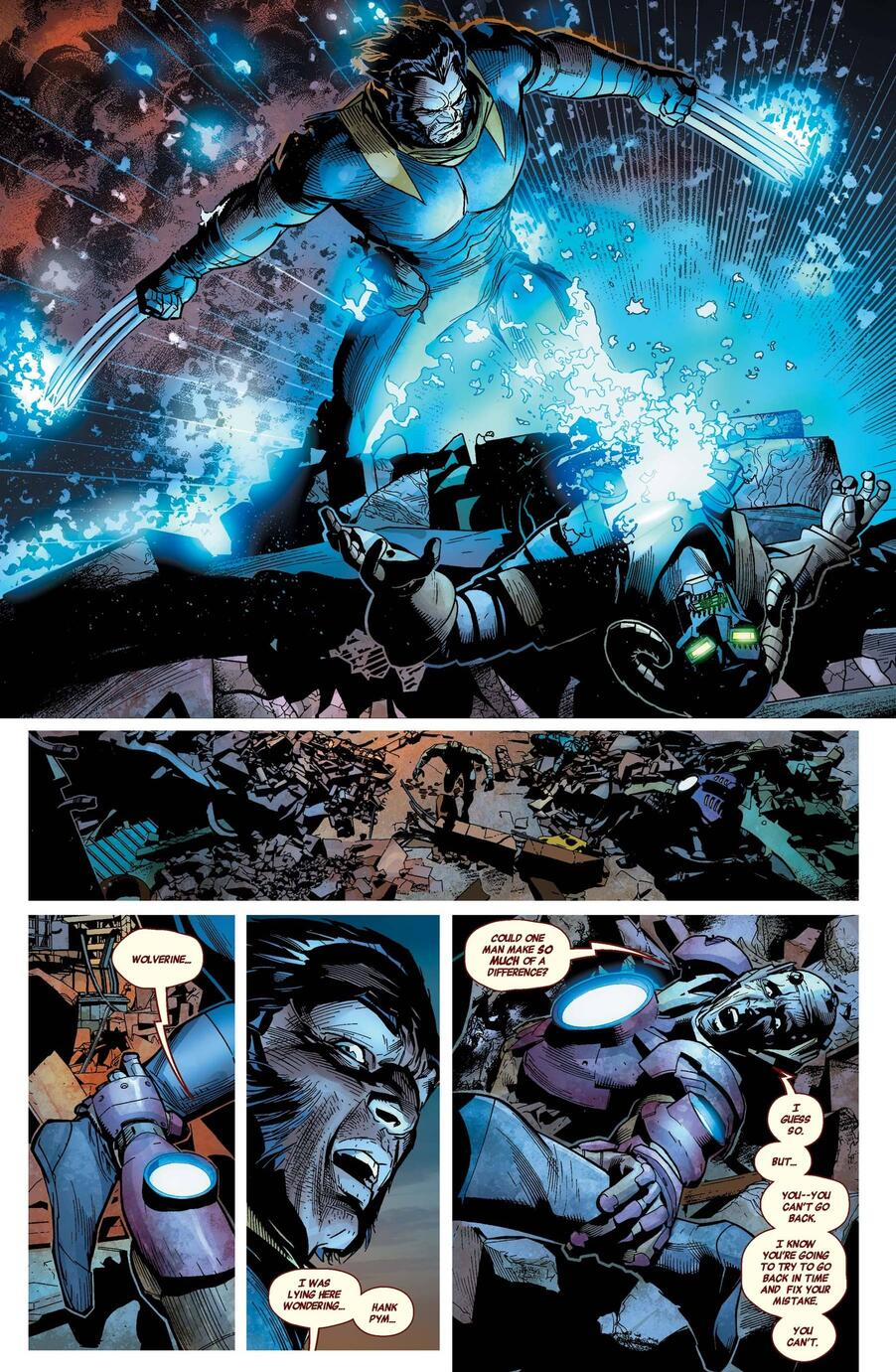 AGE OF ULTRON (2013) #9