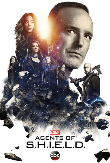 Marvel's Agents of S.H.I.E.L.D. TV Show Poster