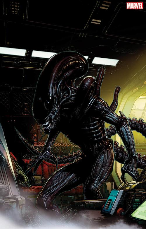 Alien cover by David Finch
