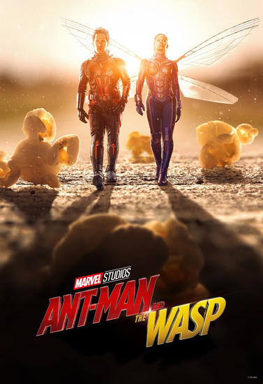 Ant-Man and the Wasp Fandango Poster