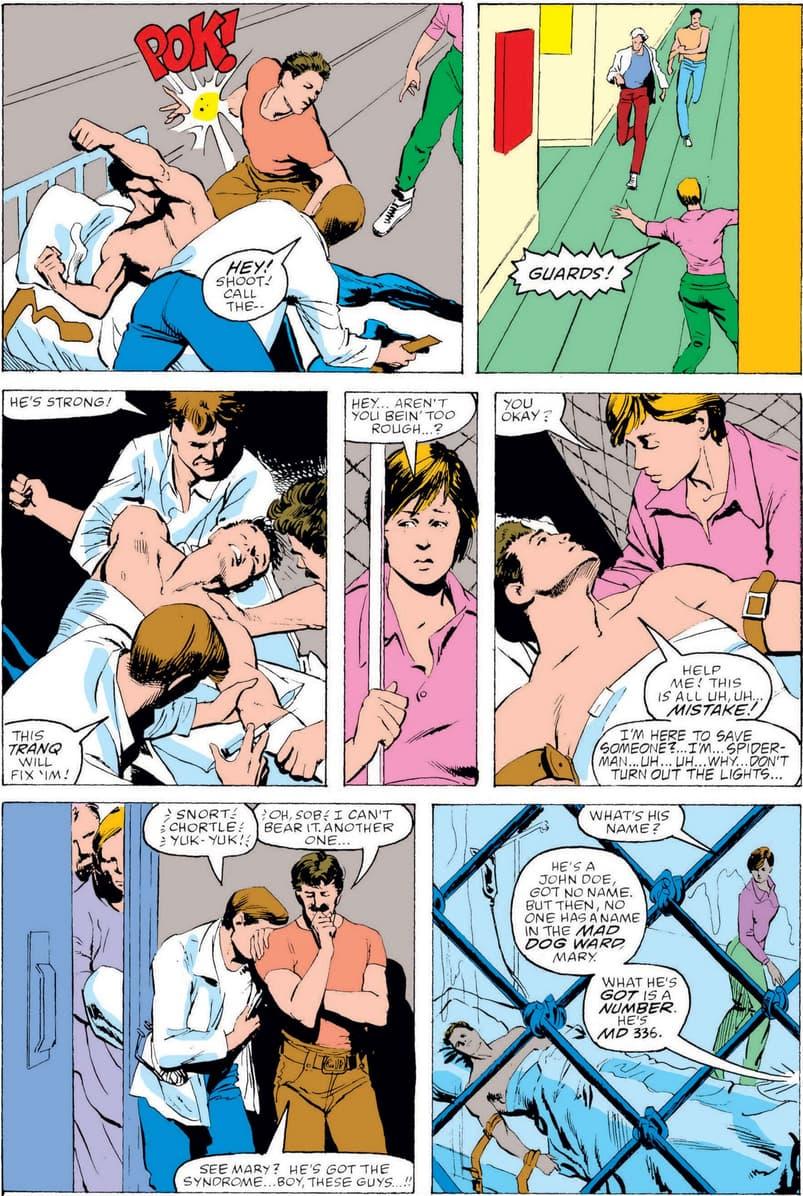 Amazing Spider-Man #295