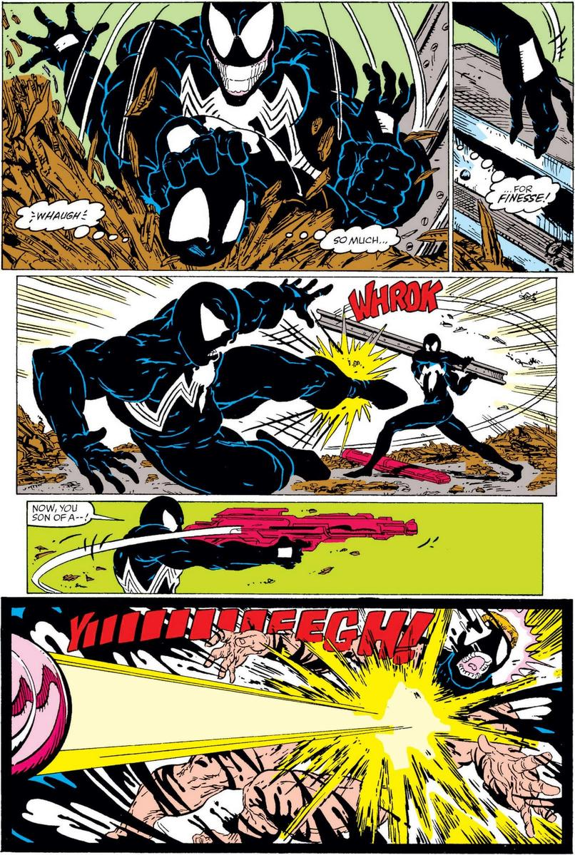 Venom first issue