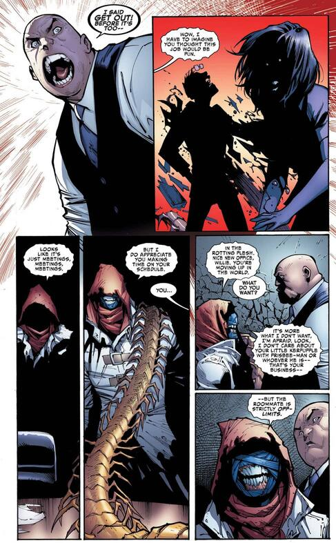 Wilson Fisk and Kindred