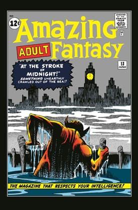 AMAZING ADULT FANTASY #13 (1962)
