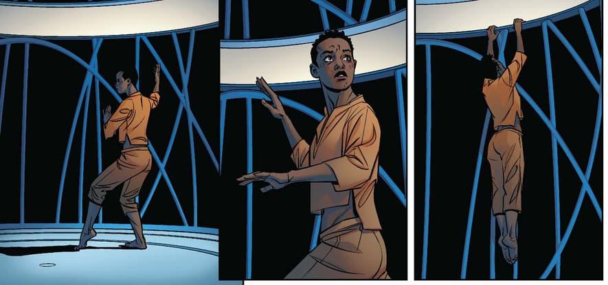 Aneka in prison