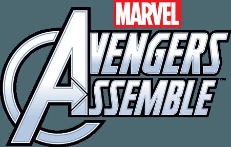 Marvel's Avengers Animated TV Show Logo Avengers Assemble