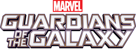 Marvel's Guardians of the Galaxy Animated TV Show Logo