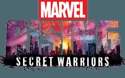 Marvel Rising Logo