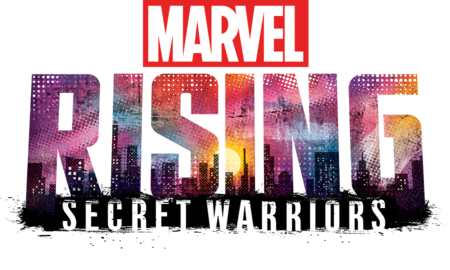 Animated Marvel Rising Secret Warriors