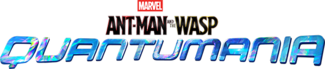 Marvel Studios Ant-Man and The Wasp: Quantumania Movie Logo
