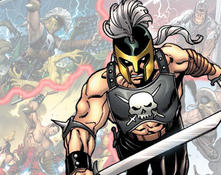 ares powers villains history marvel
