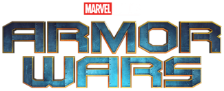 Marvel Studios Armor Wars Disney Plus TV Show Season 1 Logo