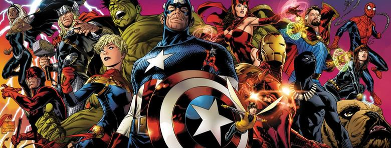 The Marvel Art Of Joe Quesada - Expanded Edition (Hardcover) (2019)