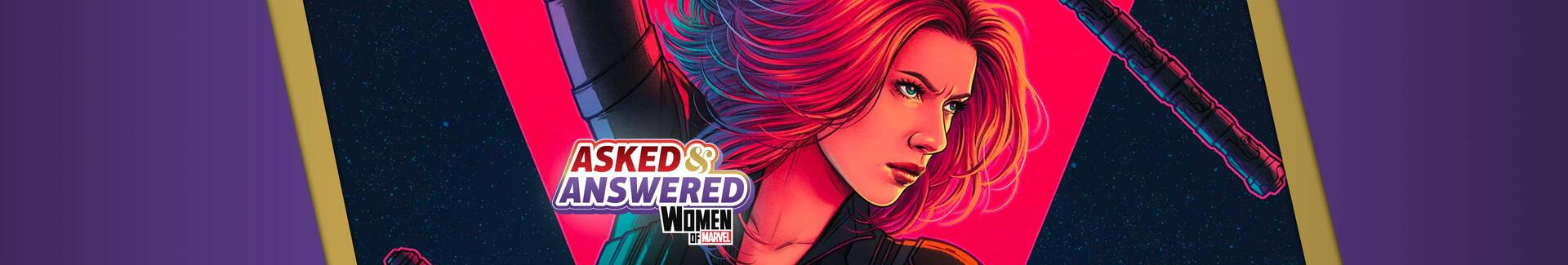 'Asked & Answered with the Women of Marvel': Kelly Thompson