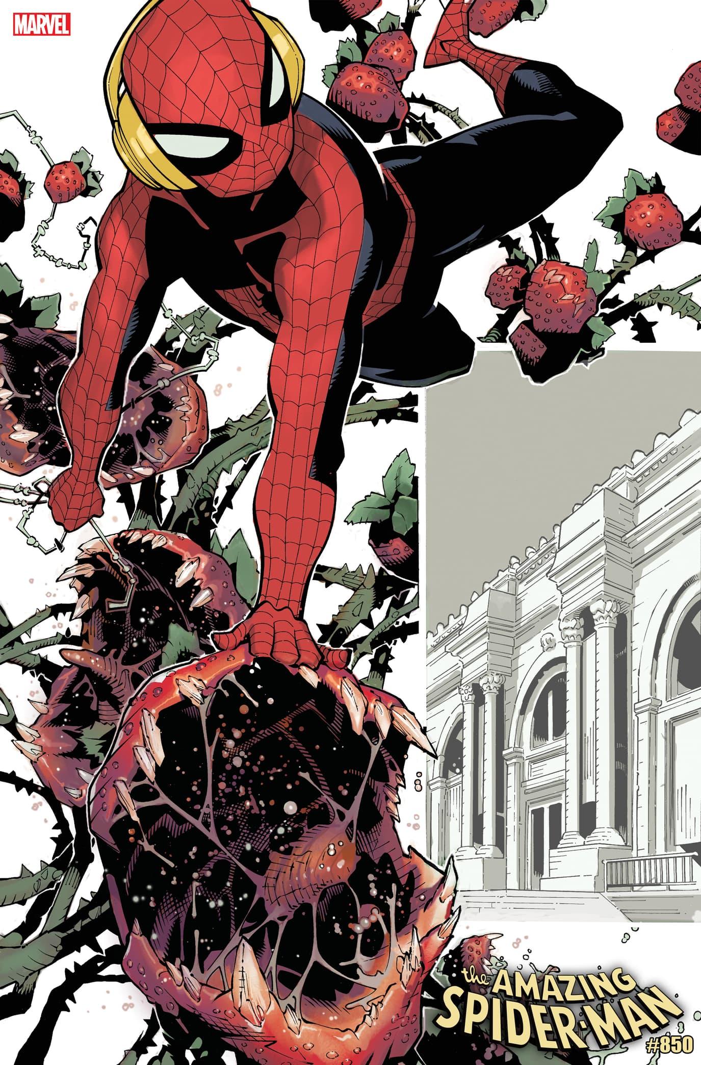 AMAZING SPIDER-MAN (2018) #850