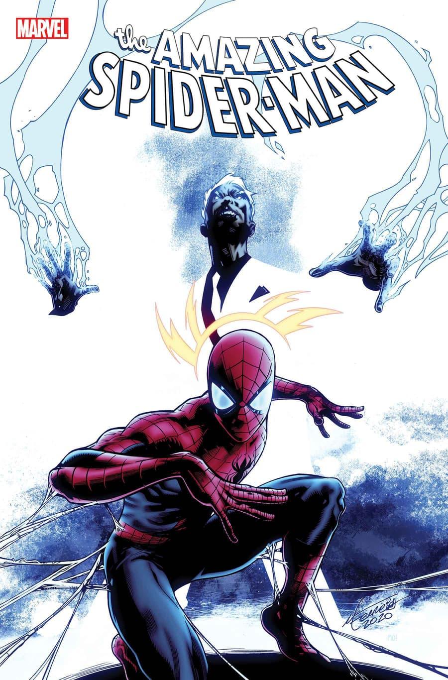 Amazing Spider-Man #59 variant cover