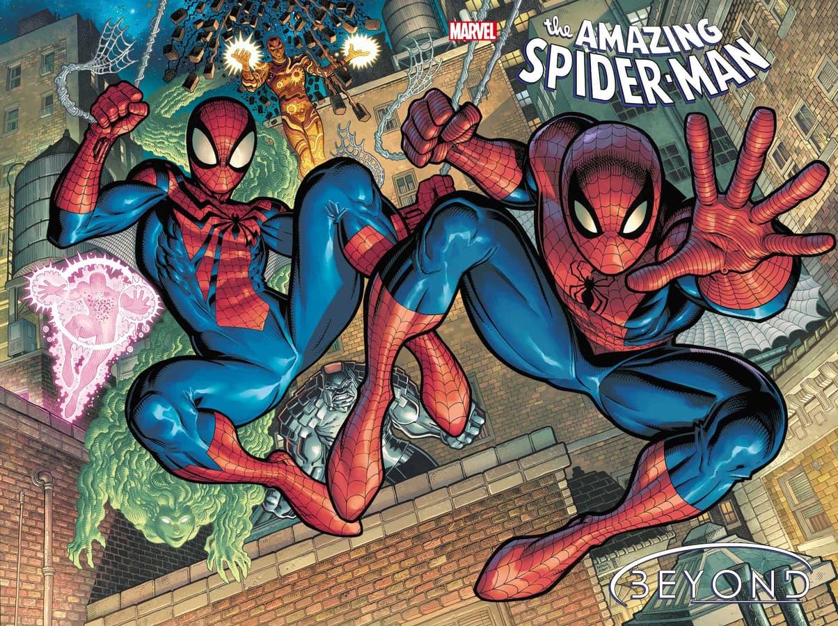 AMAZING SPIDER-MAN #75 cover by Arthur Adams