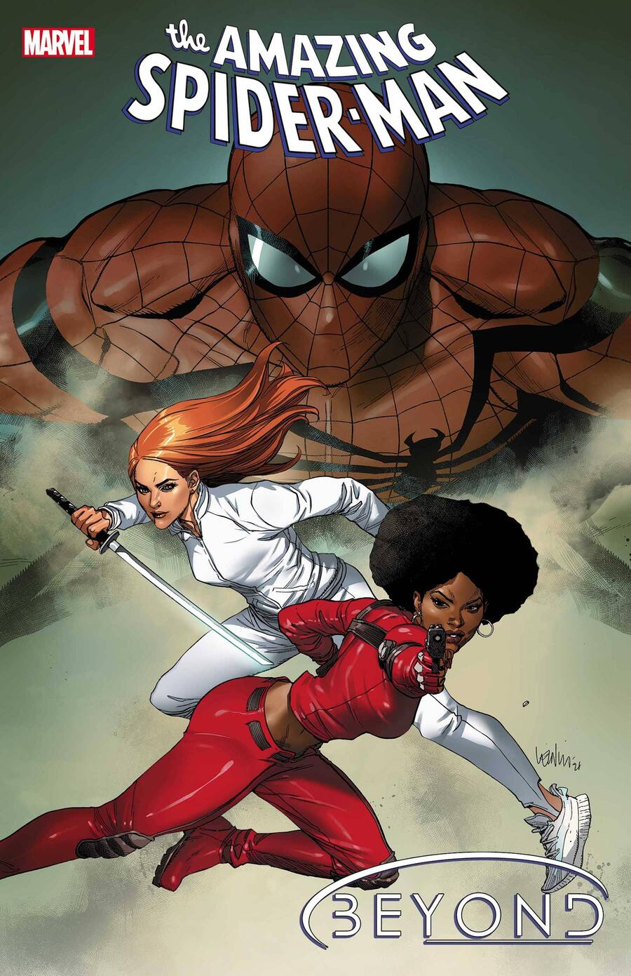AMAZING SPIDER-MAN #78.BEY cover by Leinil Francis Yu