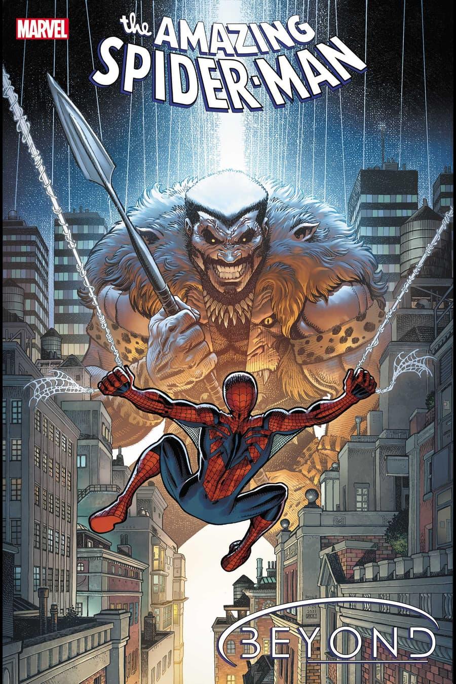 AMAZING SPIDER-MAN #79 cover by Arthur Adams