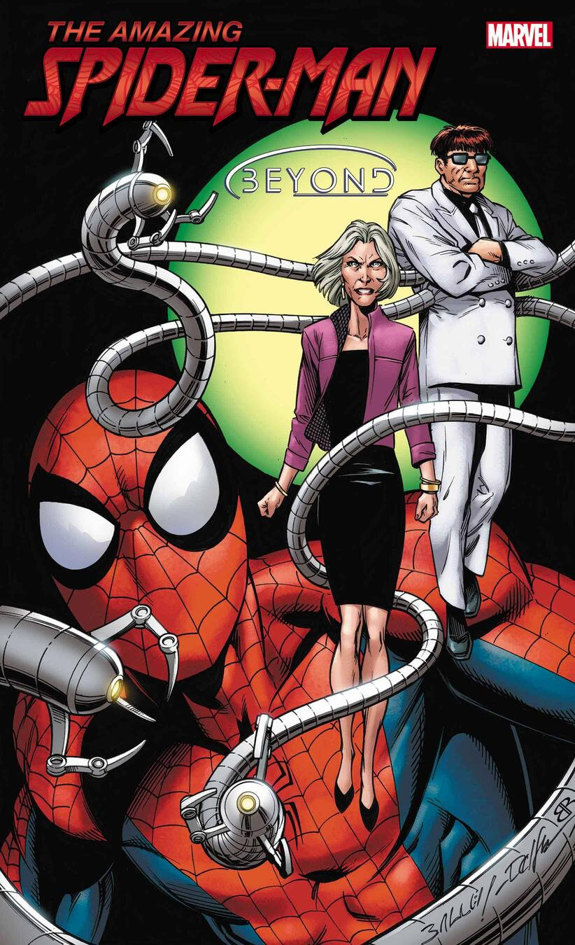 AMAZING SPIDER-MAN #80.BEY Cover by MARK BAGLEY
