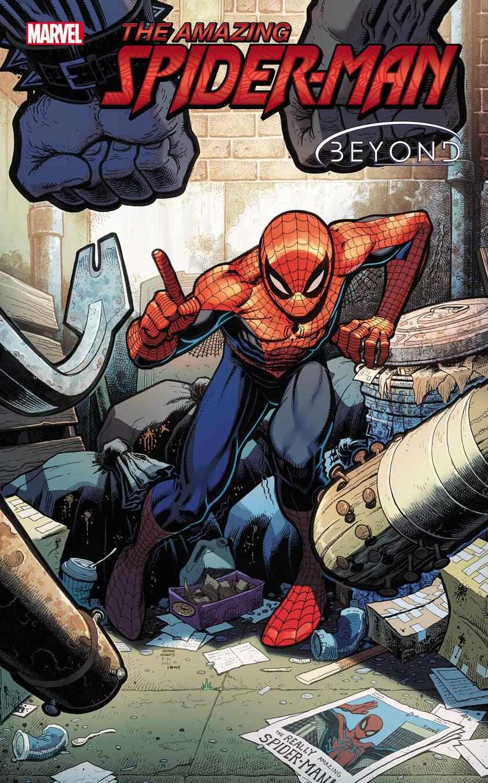 AMAZING SPIDER-MAN #83 Cover by Arthur Adams