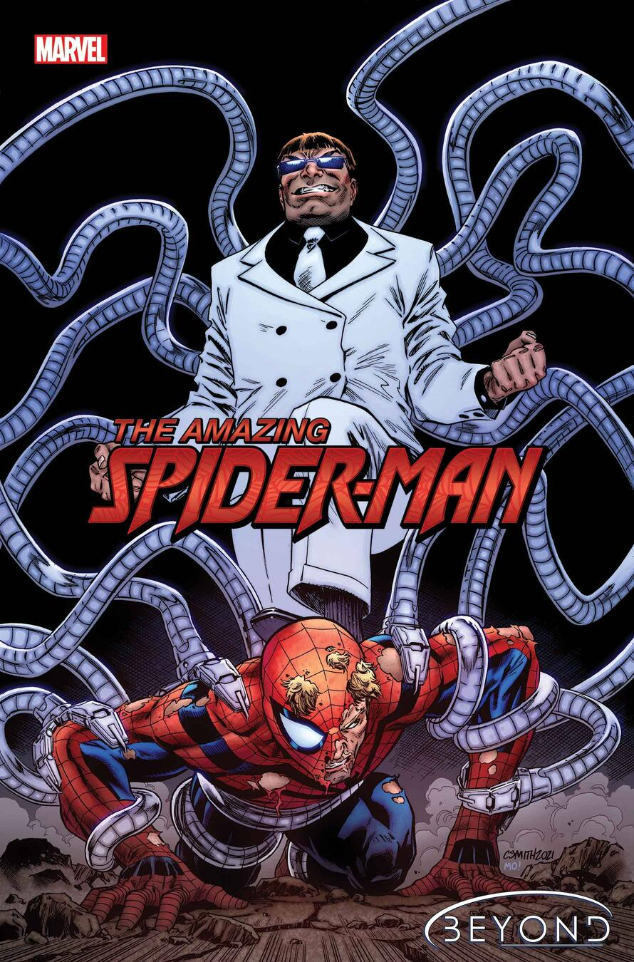 AMAZING SPIDER-MAN #84 Variant Cover by Cory Smith