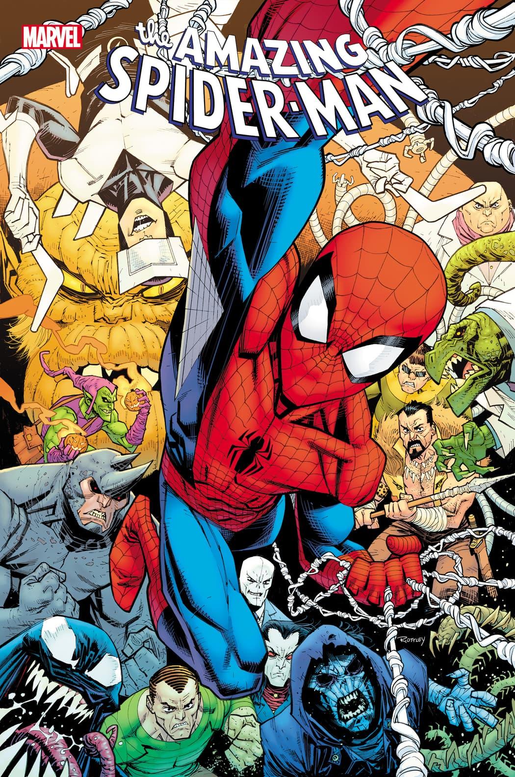 Amazing Spider-Man #850