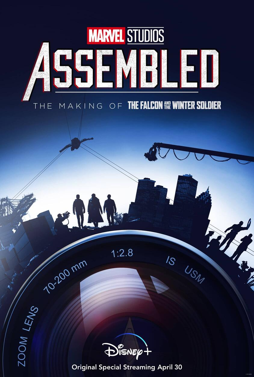 Assembled: The Making of The Falcon and The Winter Soldier