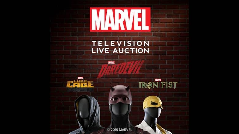 Marvel Live TV Auction