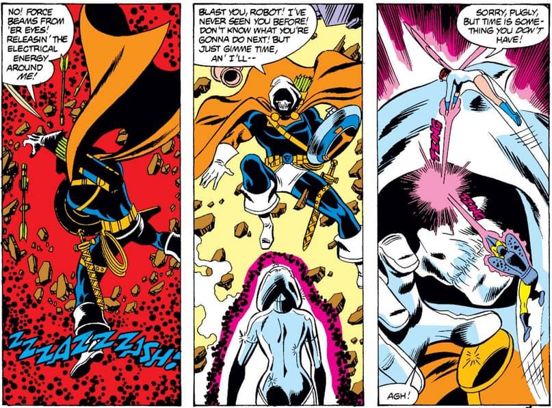 Avengers #196