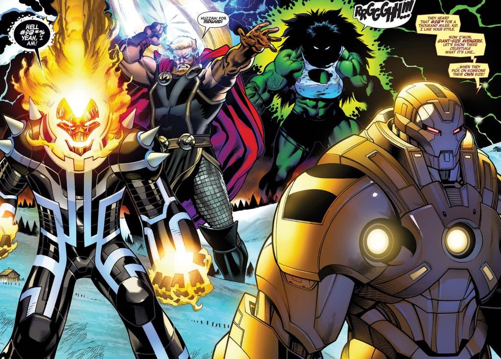 Iron Man Godkiller Armor