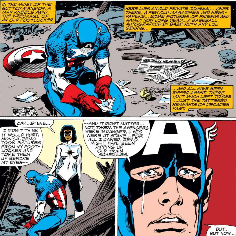 Avengers Under Seige